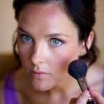 Destination wedding photographer | barcelo maya tropical resort Mexico | wedding photos | Brides makeup