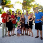 Destination wedding photographer | barcelo maya tropical resort Mexico | wedding photos | Family formal