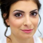 Calgary wedding photographer | Bride makeup done mac makeup